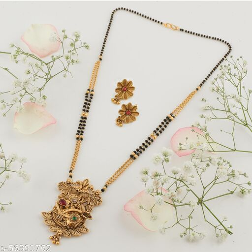 Shimmering Chic Mangalsutras