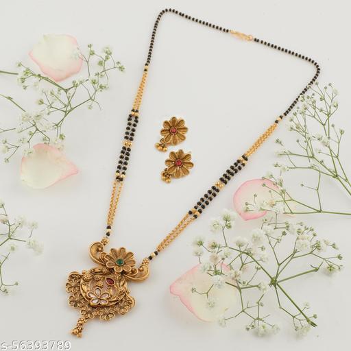 Gold-plated Jewel Set(m170)