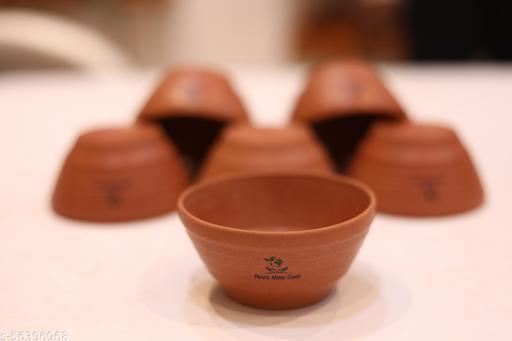 Clay Bowl Set ( Mitti ki Bowl) - Amrit Mitti Cool