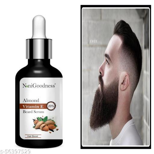 New Beard Oil