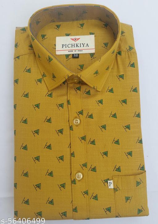 Pichkiya Men's Formal and Ethnic Shirts