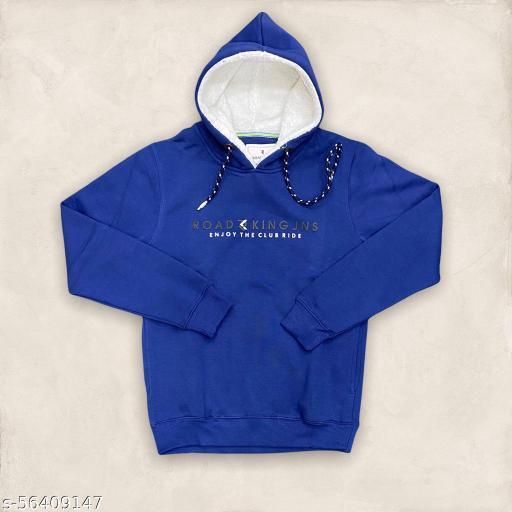 ROADKING Hooded Cotton Sweatshirt