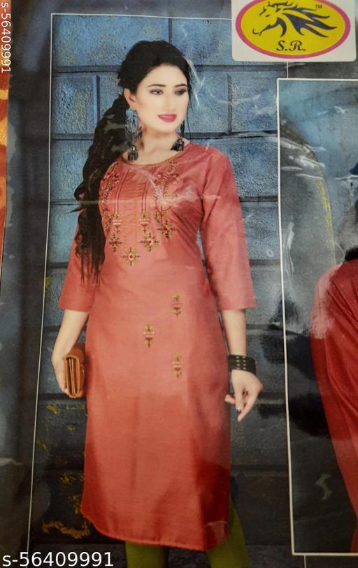 women fancy kurti