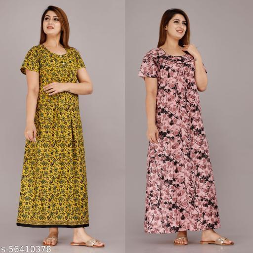 Inaaya Stylish Women Nightdresses