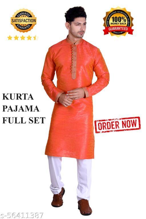 Men's Stylish Kurta Pajama Set