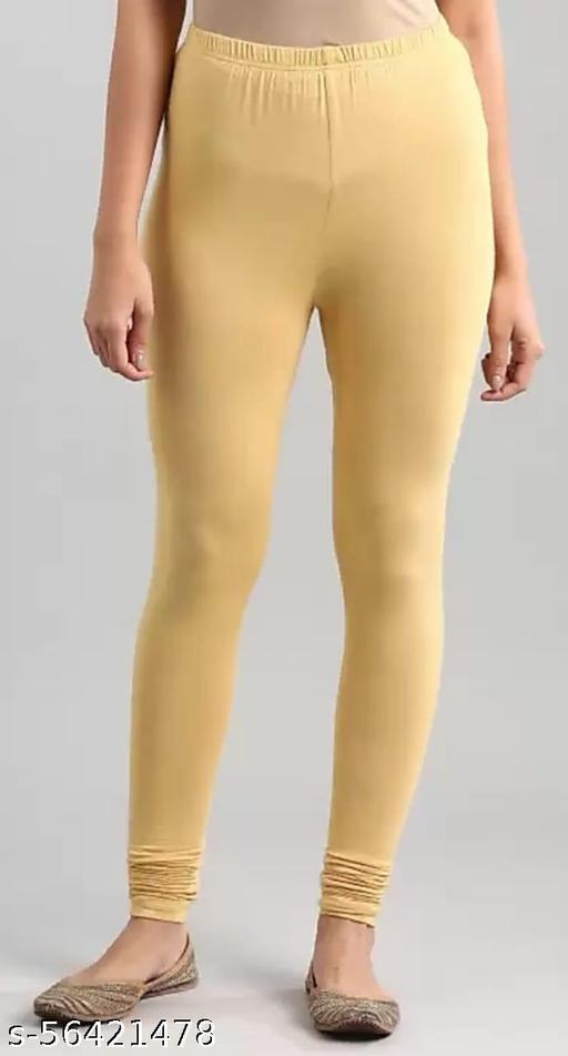 Chuddidar Leggings