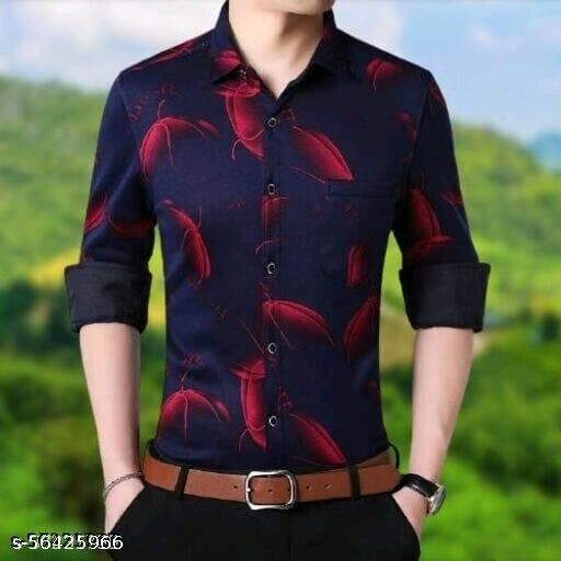 Fancy Ravishing Men Shirt Fabric