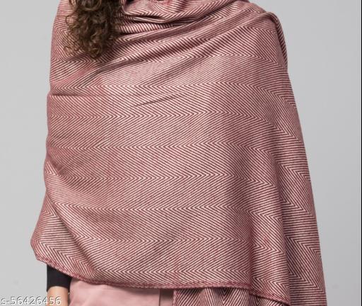 Stylish, Reversible,Soft and Light Weight Designer Rose Stole, Muffler,Scarf for Women/Girls Shawls