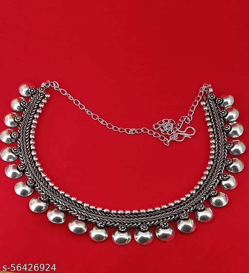 Oxid Silver  Necklaces & Chains