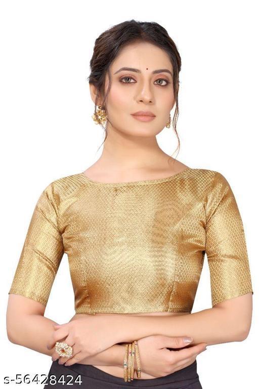 merry amazing jacquard blouse