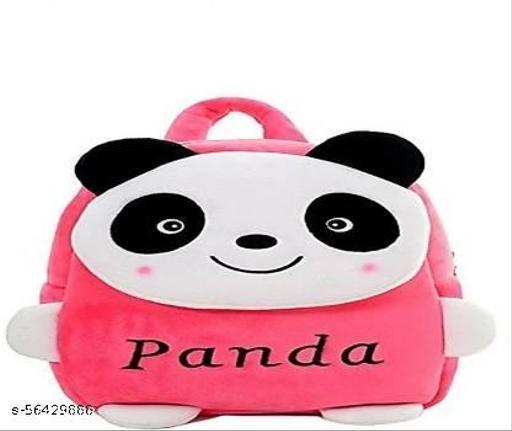 Kidgee Pink Panda School Bags For Kids
