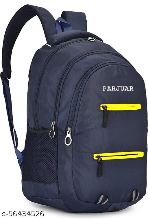 24ltr Medium backpack for school college office and regular use