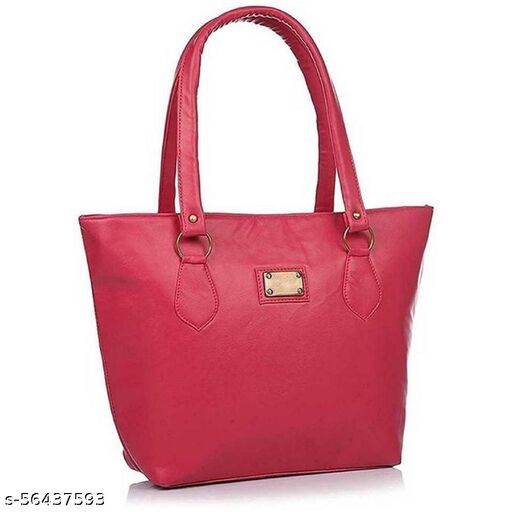 Maroon color Trendy and Stylish Handbag for Girls for Teachers / College / Fund / Study / Office use