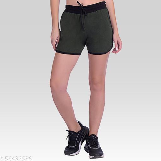 Casual Trendy Women Shorts