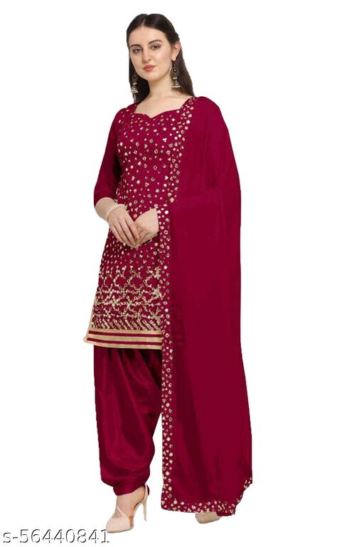 ConchFab SuitSALWAR SUIT WITH BOTTOM AND DUPATTA