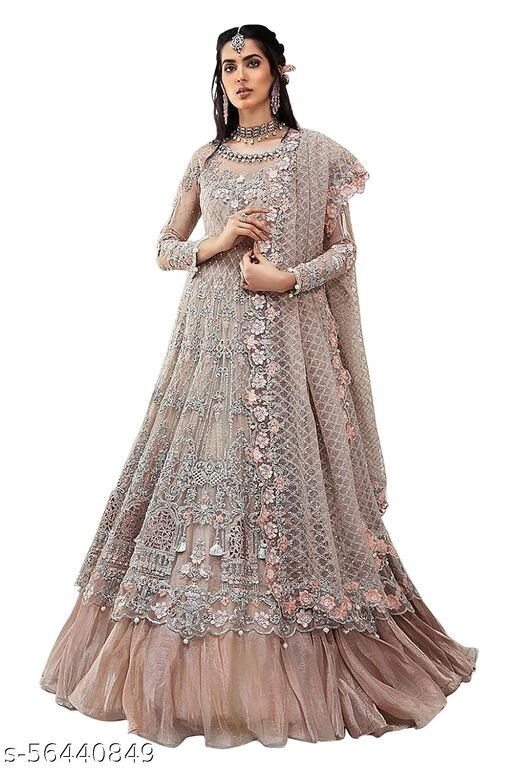 ConchFab Suit SALWAR SUIT WITH BOTTOM AND DUPATTA