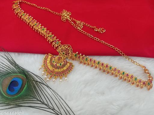 SGA Diva Traditional Alloy Kamarabands For Women