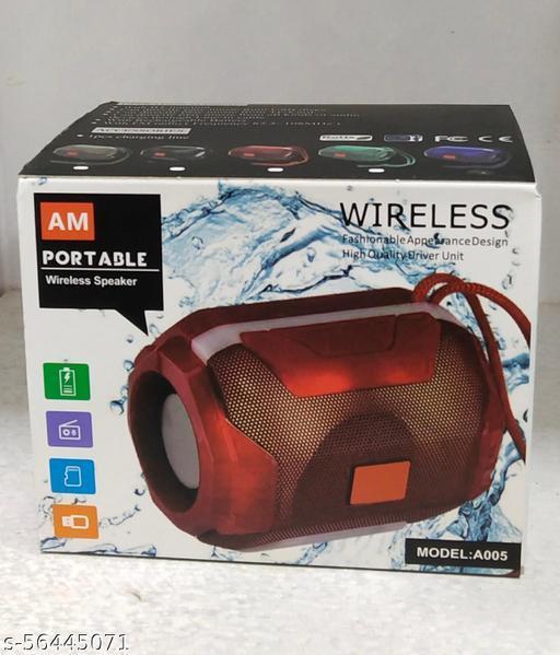 AM Portable Bluetooth speaker