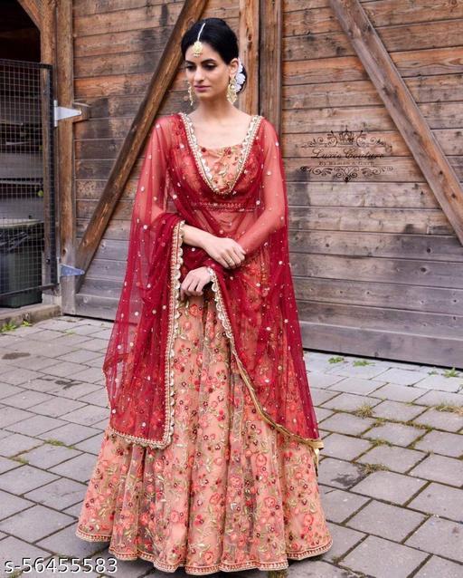 Ladies Designer Rich Look Lahenga choli