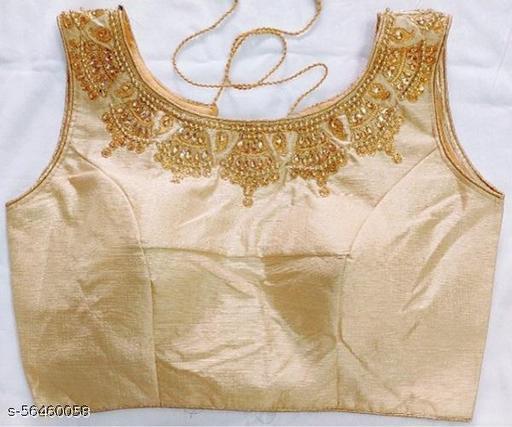 Stylish Silk Readymade Blouse