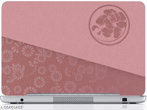 Laptop Skin Sticker || Fits for all models (Up to 15.6 inches) Design-013 PVC (Polyvinyl Chloride) Laptop Decal 15.6 - 113