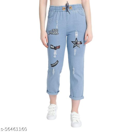 Trendy Designer Women Jeans