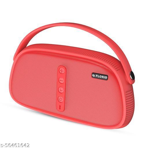 Florid Star 11 Wireless/Bluetooth Speaker(Red)