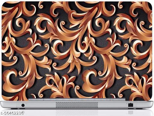 Laptop Skin Sticker || Fits for M) Design-013 PVC (Polyvinyl Chloride) Laptop Decal 15.6 - 074