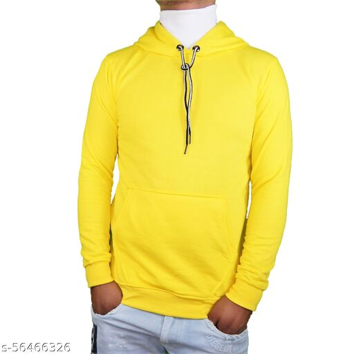 Premium Export Quality Branded Full Sleeve HIGH NECK HOODIE for Men