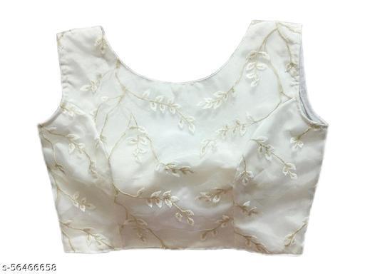 MR-WHTORNZ blouse