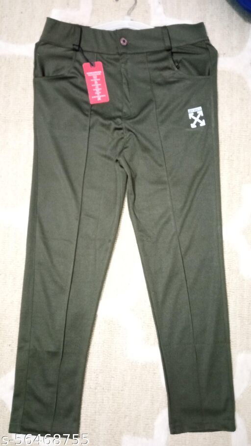 casual Track Pants lower