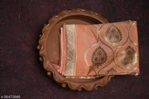 Banarasi Silk Katan Dupatta