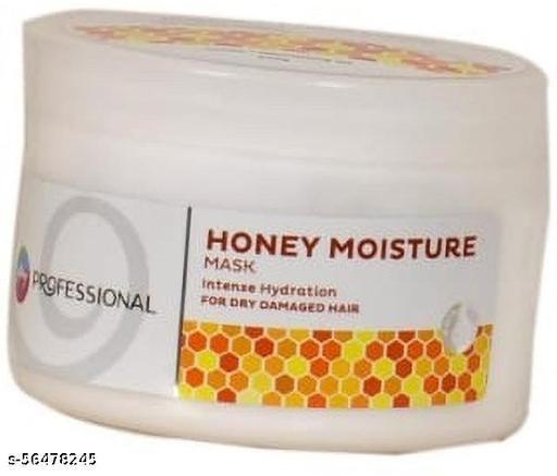 Godrej Professional Honey Moisture Mask Intense Hydration For Dry Damaged Hair (500 g)