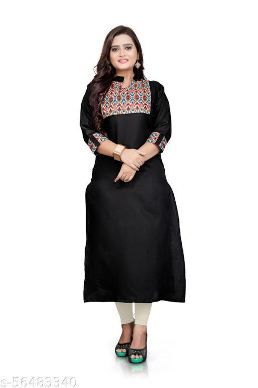 New Designer Black kurti