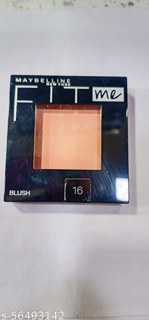 maybelline fit me blusher rosy nude