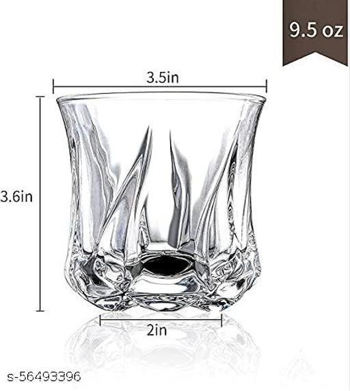 Melonit Twisted Unique Glasses