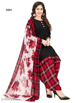 Sana Comfy Women's Suit & Dress Materials