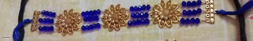 Diva Glittering necklace & chain