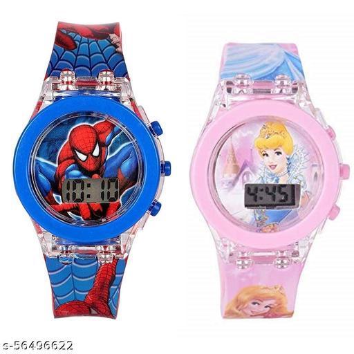 Attractive Kids Unisex Watches