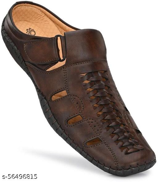 Sphera Brown Sandal for Mens