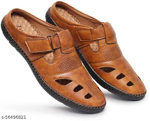 Sphera Tan Sandal for Mens