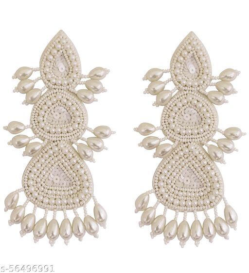 Total Fashion Graceful Handcrafted Earring For Women
