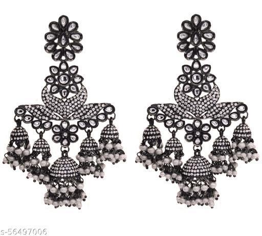 Total Fashion Graceful American Diamond Earring For Women