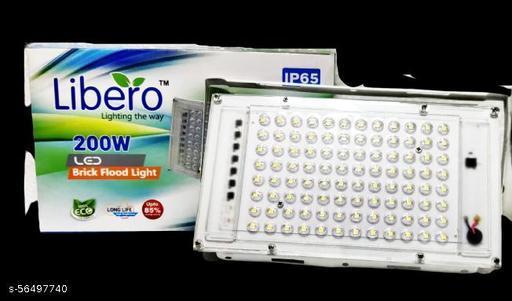 200W Led Brick Light, Led Flood Light Outdoor, for use of Lighting in Garden, Shade, Factroy Ground, etc