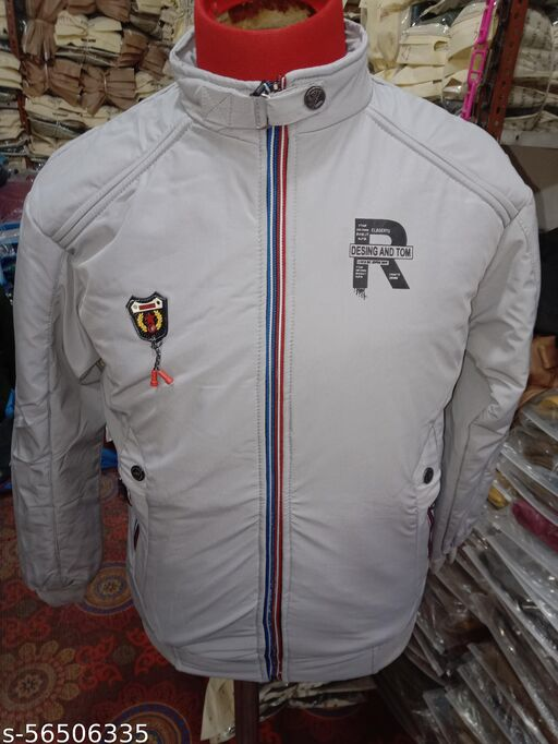 Mens jacket for tourists