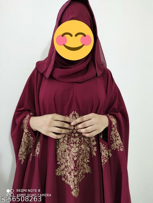 Shahnaz Fashion Abaya