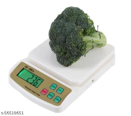 Kitchen Weighing Scale Machine