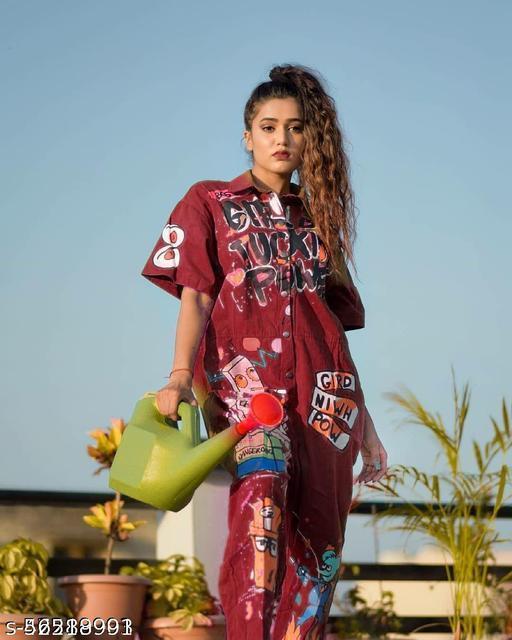 Stiylish Fashionable Women Jumpsuits