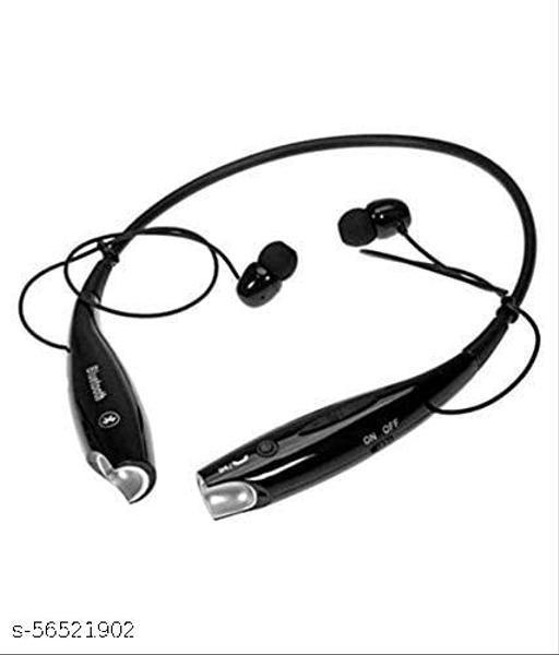 HBS-730 Wireless Neckband Bluetooth Earphone Headset Earbuds Portable Magnetic Headphones Handsfree Sports Running Sweatproof for All Smartphones...