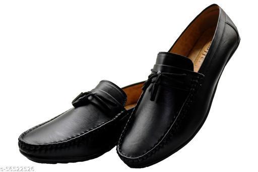 Loafer for men black
